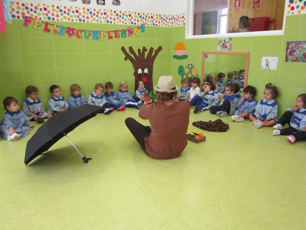 Decoracion oto o escuela infantil for Decoracion de aulas infantiles
