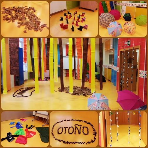 Aulas de 2 3 instalaci n del oto o escuela infantil menesiana - Escuela decoracion madrid ...