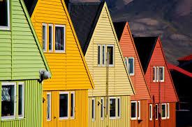 5 casas y sus habitantes